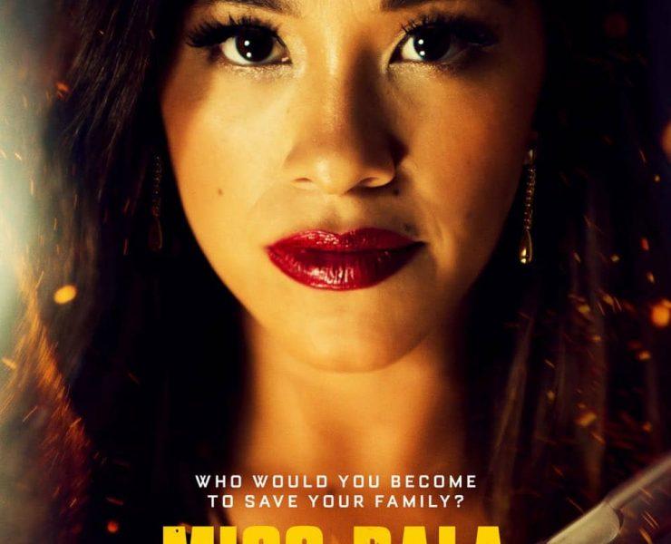 MIss Bala Movie Poster Gina Rodriguez