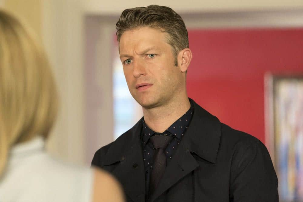 """LAW & ORDER: SPECIAL VICTIMS UNIT -- """"Accredo"""" Episode 2005 -- Pictured: Peter Scanavino as Dominick """"Sonny"""" Carisi -- (Photo by: Barbara Nitke/NBC)"""