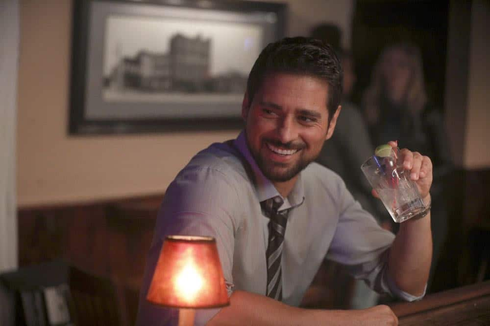 "MANIFEST -- ""Connecting Flights"" Episode 105 -- Pictured: J.R. Ramirez as Jared Vasquez -- (Photo by: Craig Blankenhorn/NBC/Warner Brothers)"