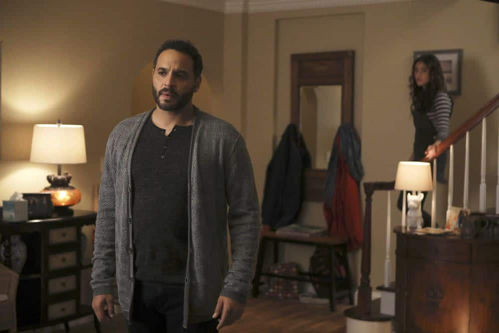 "MANIFEST -- ""Connecting Flights"" Episode 105 -- Pictured: Daniel Sunjata as Danny -- (Photo by: Craig Blankenhorn/NBC/Warner Brothers)"