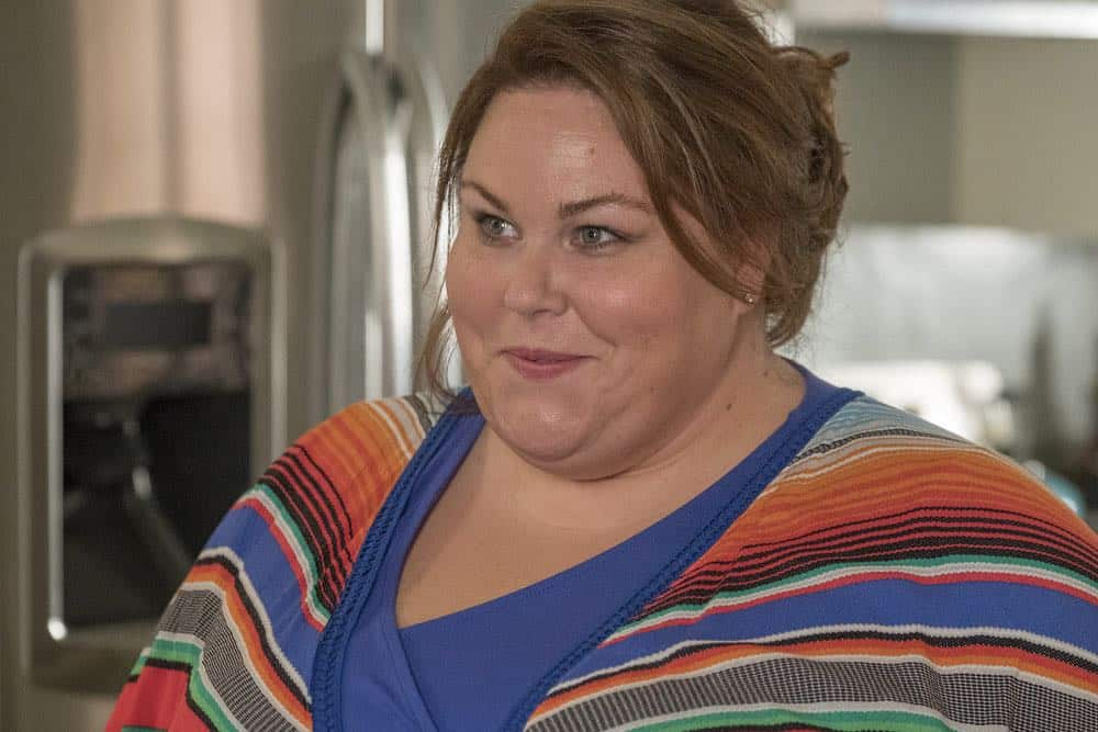 "THIS IS US -- ""Toby"" Episode 305 -- Pictured: Chrissy Metz as Kate Pearson -- (Photo by: Ron Batzdorff/NBC)"