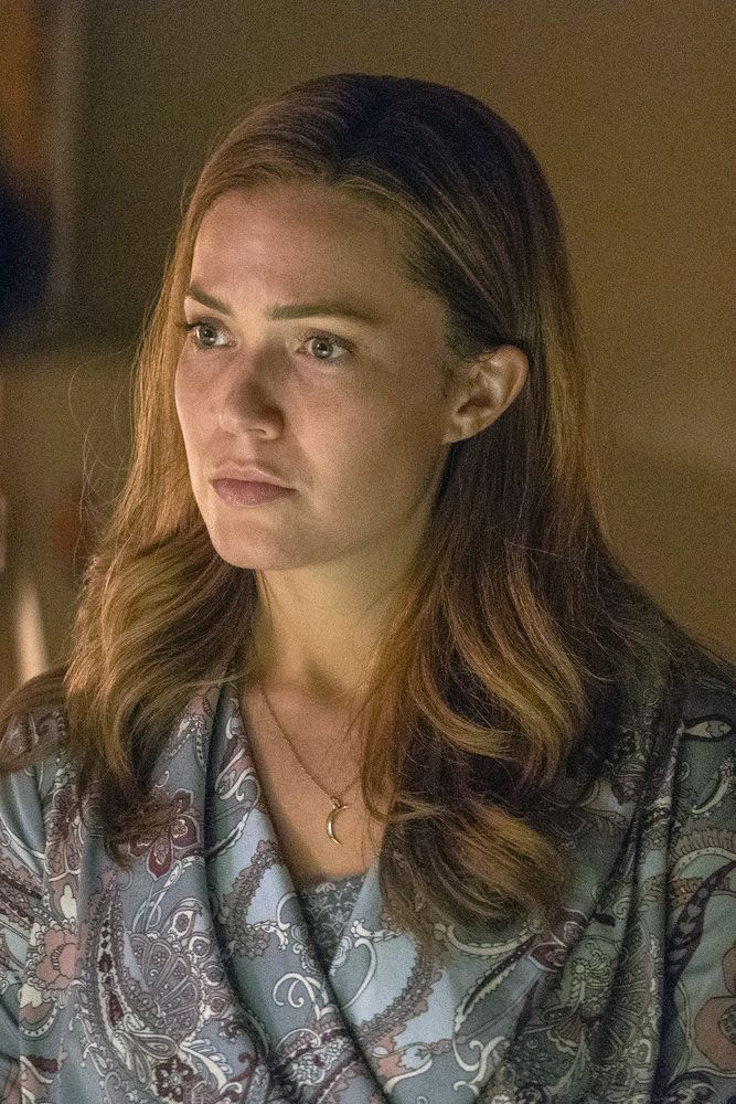 "THIS IS US -- ""Toby"" Episode 305 -- Pictured: Mandy Moore as Rebecca Pearson -- (Photo by: Ron Batzdorff/NBC)"