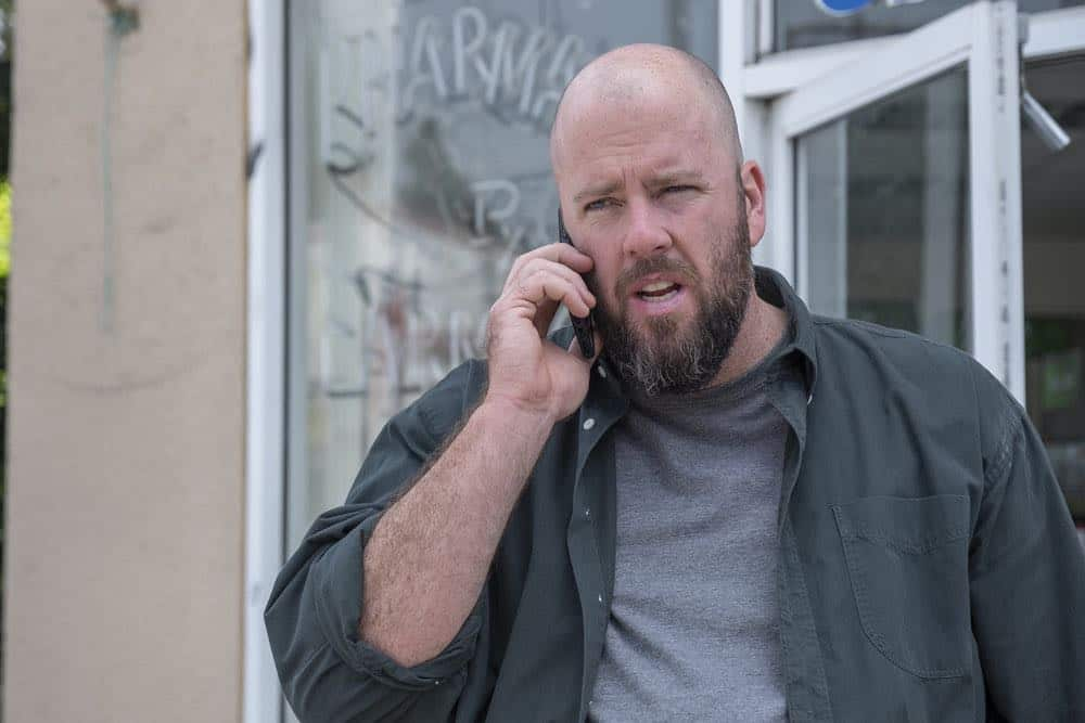 "THIS IS US -- ""Toby"" Episode 305 -- Pictured: Chris Sullivan as Toby Damon -- (Photo by: Ron Batzdorff/NBC)"