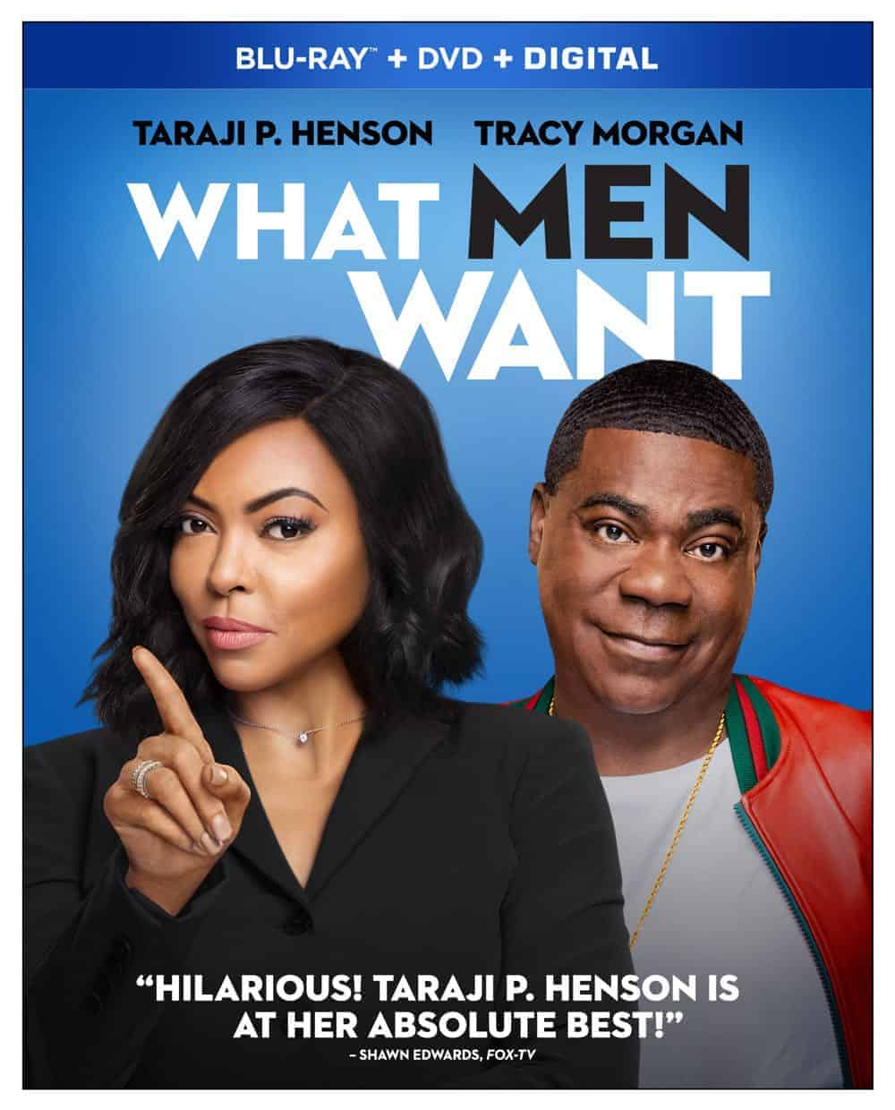 WHAT MEN WANT Blu-ray Giveaway   SEAT42F
