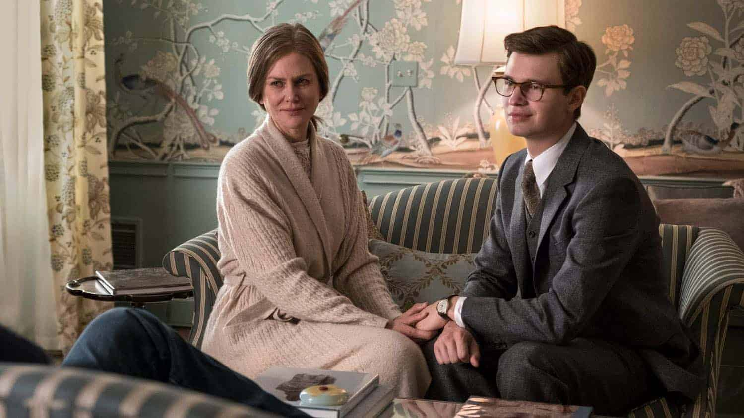 The Goldfinch Ansel Elgort Nicole Kidman