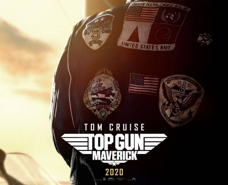 TOP GUN MAVERICK Poster Tom Cruise