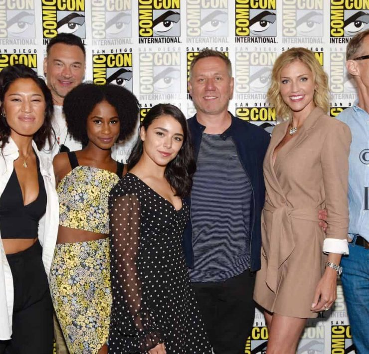 Van Helsing Cast 2019 San Diego Comic Con