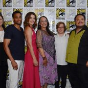 Stumptown Cast 2019 San Diego Comic Con
