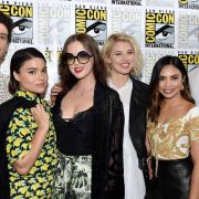 The Order Cast Netflix San Diego Comic Con 2019