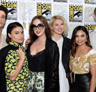 The Order Cast Netflix San Diego Comic Con 2019