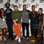 Black Lightning Cast San Diego Comic Con 2019