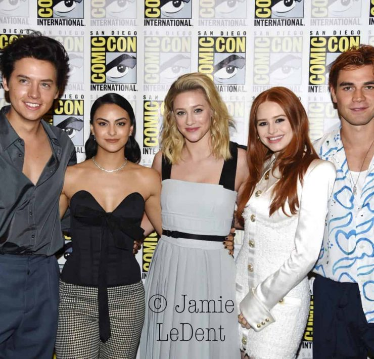 Riverdale Cast 2019 San Diego Comic Con