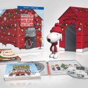Peanuts 70th Anniversary Holiday Collection Limited Edition Bluray