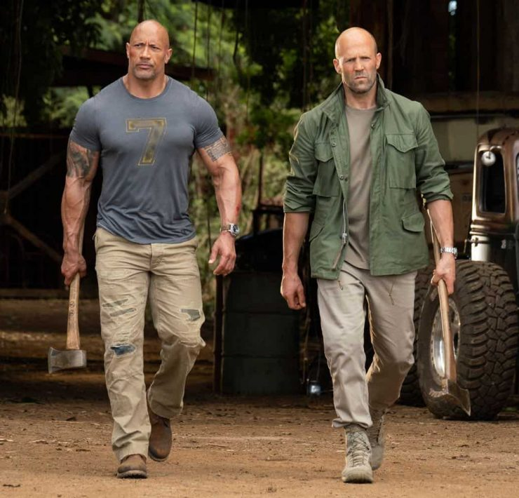 Hobbs And Shaw Movie