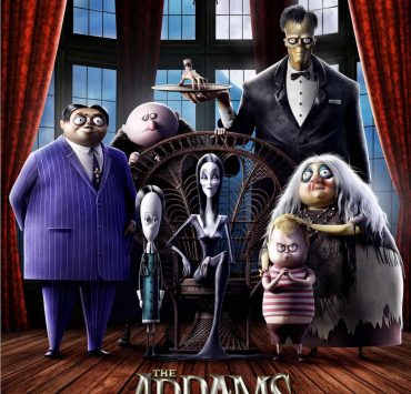 the addams family 2019 Movie poster