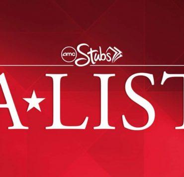 AMC Stubs A List Logo