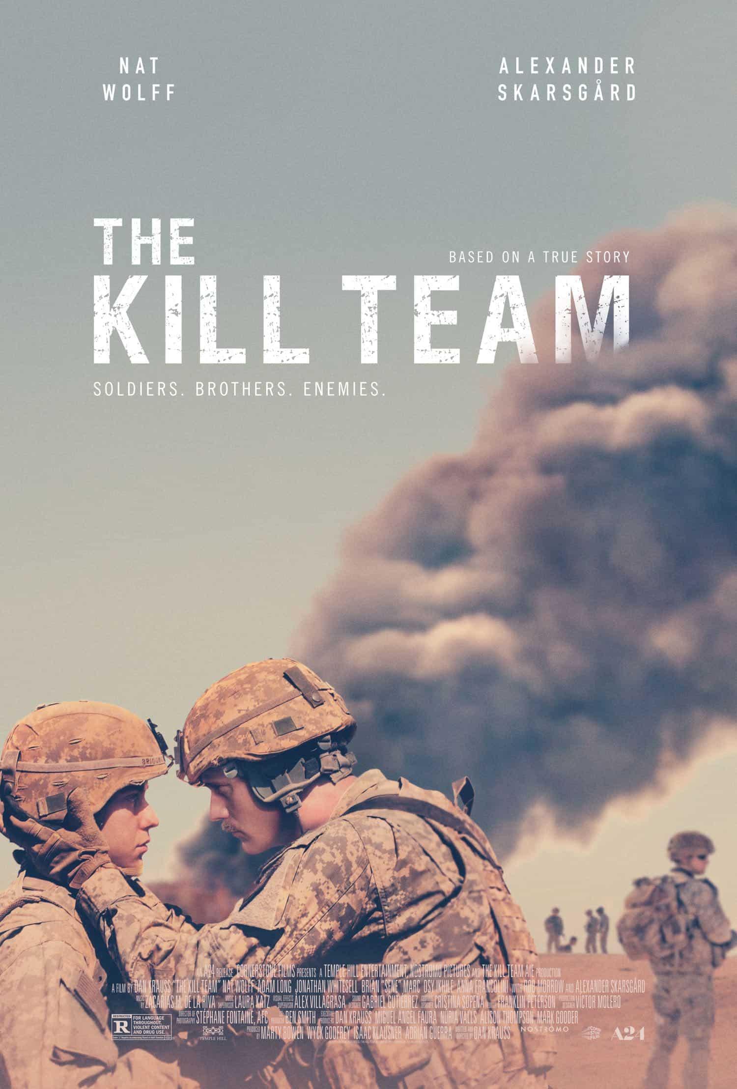 The Kill Team Movie Poster 2019