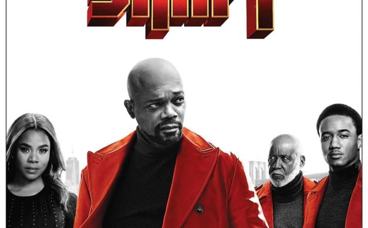 Shaft 2019 Bluray Cover