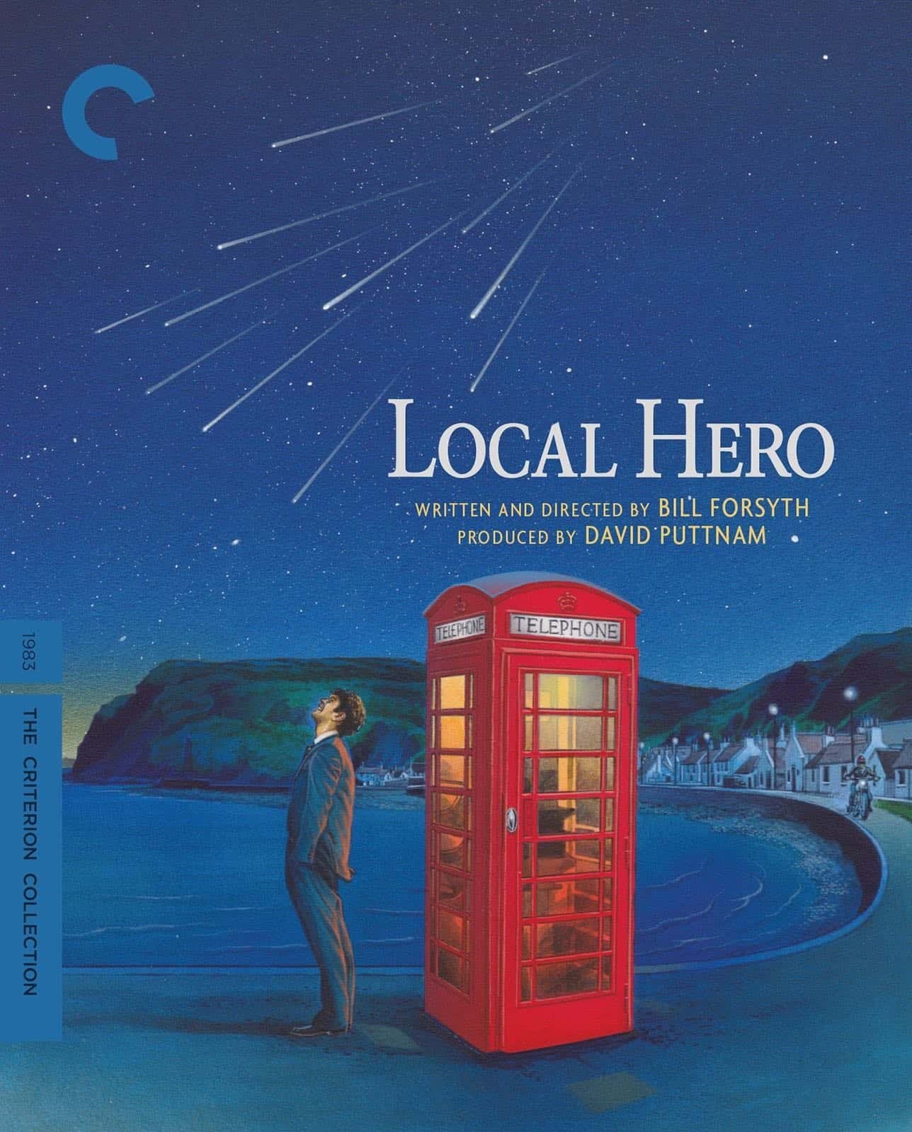 Local Hero Criterion Collection Bluray