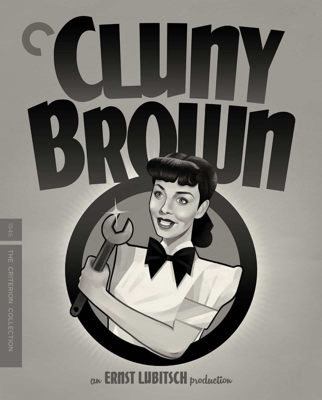 Cluny Brown The Criterion Collection Bluray