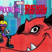 Moon Girl and Devil Dinosaur