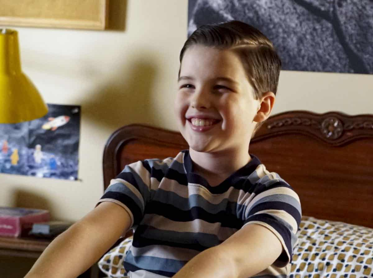 YOUNG SHELDON Season 3 Episode 1 Photos Quirky Eggheads And