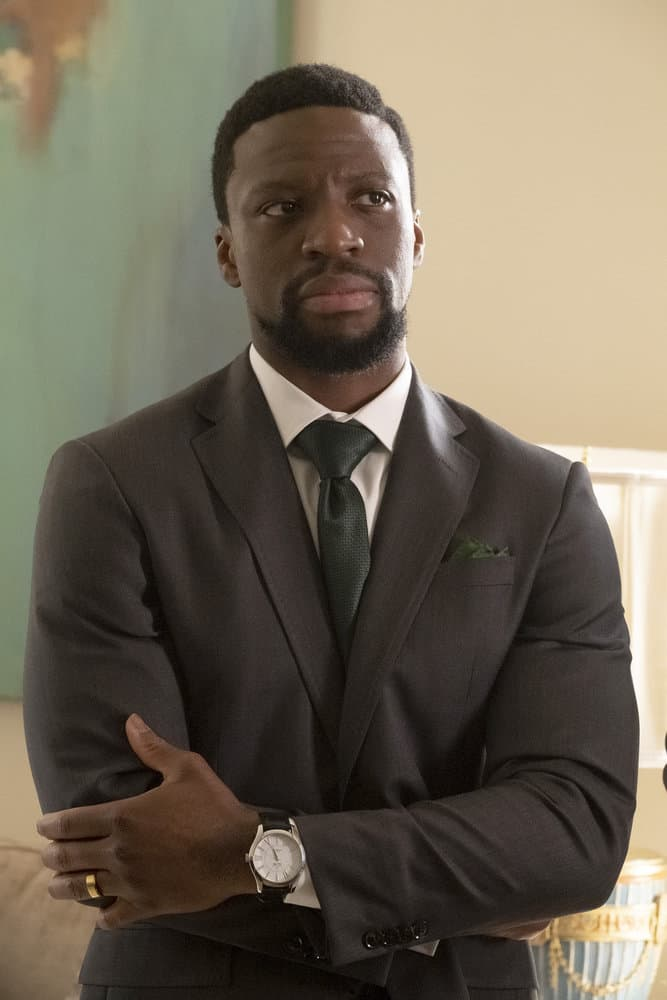 "BLUFF CITY LAW -- ""Pilot"" Episode 101 -- Pictured: Michael Luwoye as Anthony Little -- (Photo by: Jake Giles Netter/NBC)"