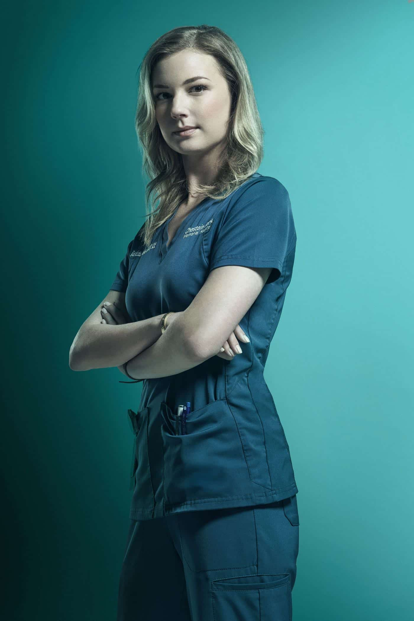 THE RESIDENT:  Emily VanCamp as Nicolette Nevin in Season Three of THE RESIDENT premiering Tuesday (8:00-9:00 PM ET/PT) on FOX. ©2019 Fox Media LLC. Cr: Miranda Penn Turin/FOX