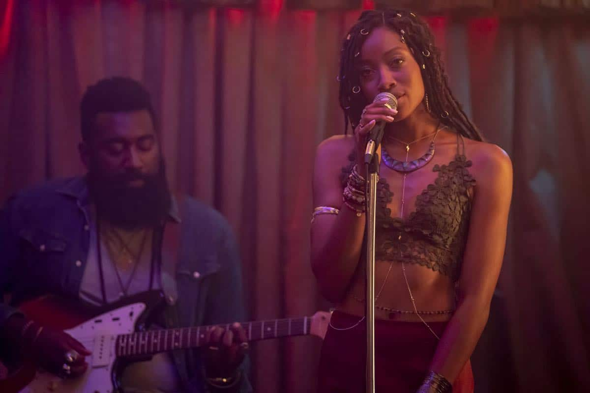 "EMPIRE: L-R: Guest star Kiandra Richardson in the ""What Is Love"" season premiere episode of EMPIRE airing Tuesday, Sept. 24 (9:00-10:00 PM ET/PT) on FOX. ©2019 Fox Broadcasting Co. All Rights Reserved. CR: Chuck Hodes/FOX."