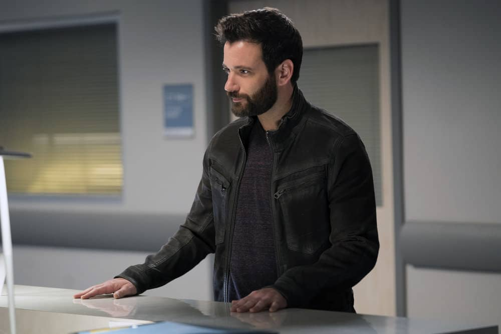 """CHICAGO MED -- """"Never Going Back To Normal"""" Episode 501 -- Pictured: Colin Donnell as Dr. Connor Rhodes -- (Photo by: Elizabeth Sisson/NBC)"""