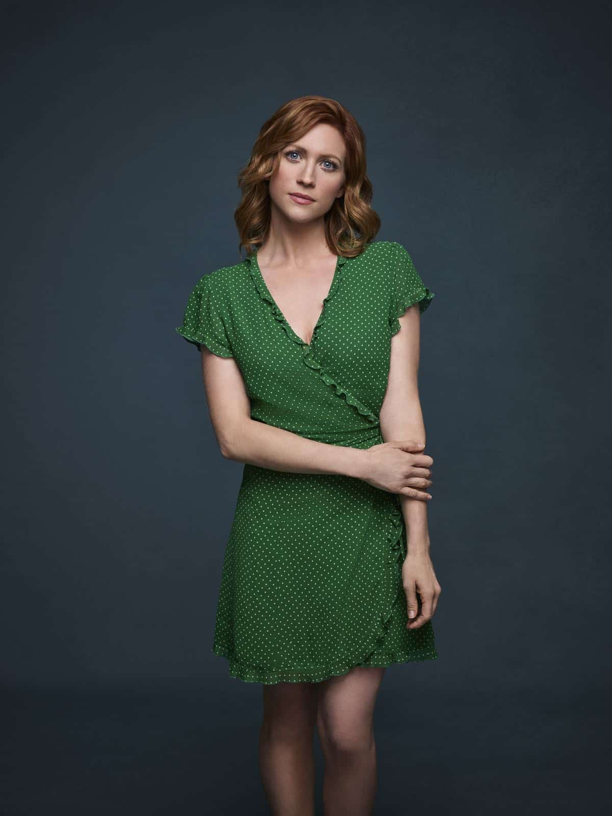 ALMOST FAMILY: Brittany Snow as Julia Bechley in Season 1 of ALMOST FAMILY premiering Wednesday, October 2 (9:00-10:00pm PM ET/PT) on FOX. ©2019 Fox Broadcasting Co. All Rights Reserved. CR: Elisabeth Caren/FOX.