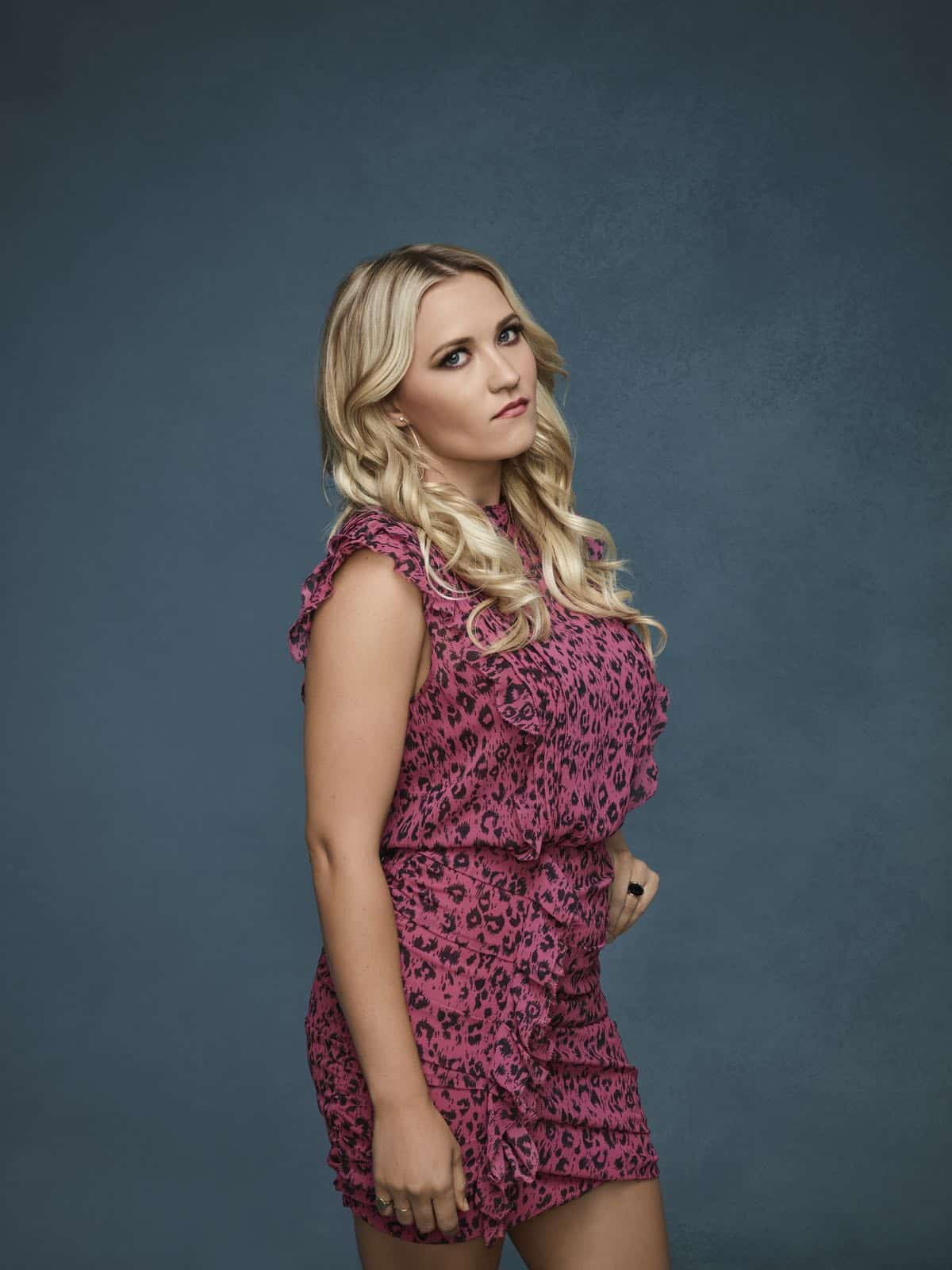 ALMOST FAMILY: Emily Osment as Roxy Doyle in Season 1 of ALMOST FAMILY premiering Wednesday, October 2 (9:00-10:00pm PM ET/PT) on FOX. ©2019 Fox Broadcasting Co. All Rights Reserved. CR: Elisabeth Caren/FOX.