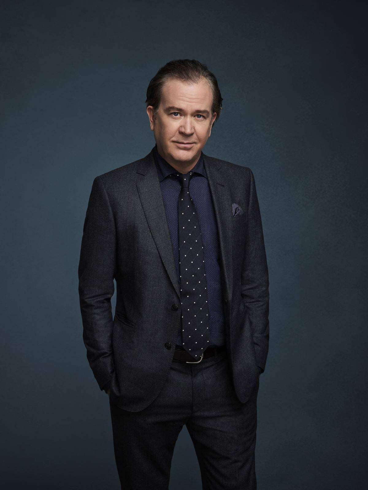 ALMOST FAMILY: Timothy Hutton as Dr. Leon Bechley in Season 1 of ALMOST FAMILY premiering Wednesday, October 2 (9:00-10:00pm PM ET/PT) on FOX. ©2019 Fox Broadcasting Co. All Rights Reserved. CR: Elisabeth Caren/FOX.