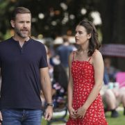 "Legacies -- ""I'll Never Give Up Hope"" -- Image Number: LGC201a_0313b.jpg -- Pictured (L-R): Matthew Davis as Alaric and Kaylee Bryant as Josie -- Photo: Quantrell Colbert/The CW -- © 2019 The CW Network, LLC. All rights reserved."