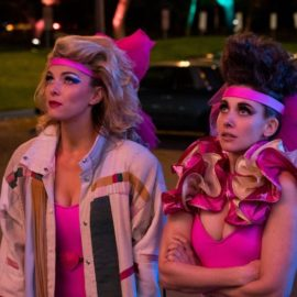 Glow Season 3